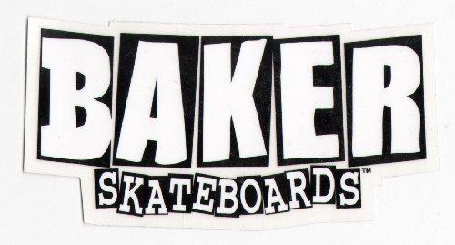 Baker Sticker - Baker Skateboards Skateboard Sticker - skate board sk8 skating skateboarding new