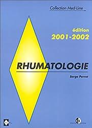 Rhumatologie 2001-2002