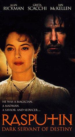 Rasputin: Dark Servant of Destiny [VHS] by Hbo Home Video