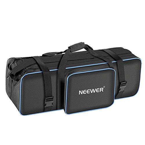 Neewer Large Photo Studio Photography Carrying Case Bag 29.1x10.6 x 9.84 inches with Shoulder Strap and Handle for Light Stand, Tripod, Umbrella, LED Light, Flash and Other Accessories -