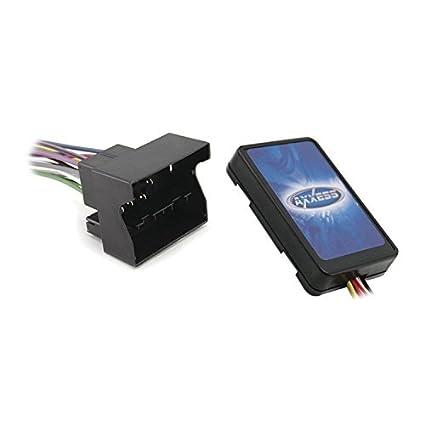 XSVI-9003-NAV para no amplificado no OnStar arnés para retener el poder de