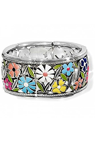 Brighton Painted Garden Stretch Bracelet