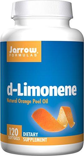 Jarrow Formulas D Limonene Stimulates Detoxifying