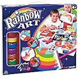 : Rainbow Art: Rainbow Watercolors Activity Set