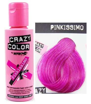 Coloration cheveux semi permanente rose