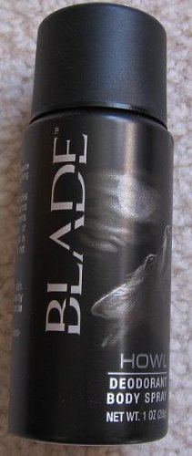 BLADE 1OZ ANTI-PERSPIRANT DEODORANT BODY SPRAY HOWL from Blade