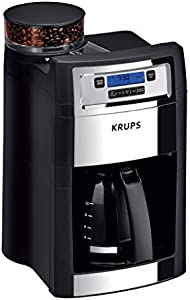 KRUPS Grind and Brew Auto-Start Maker