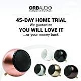 Orb Audio: Mod1 Round Stereo & TV Speakers - Two