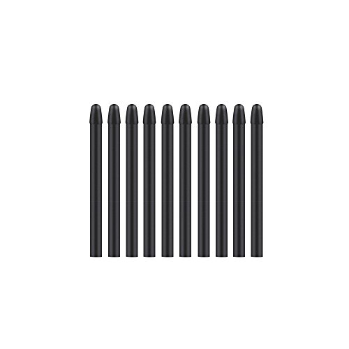 10 Replacement Nibs for Parblo Island A609 Graphic Tablet Ba