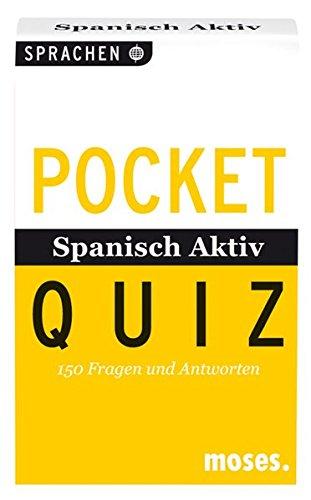 POCKET-QUIZ: SPANISCH aktiv