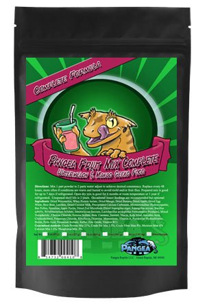 Pangea Fruit Mix Watermelon Complete Gecko Diet 1 lb