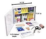 Rapid Care First Aid 80093 2 Shelf ANSI/OSHA