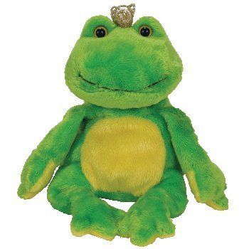 Ty Charm - Frog with Crown