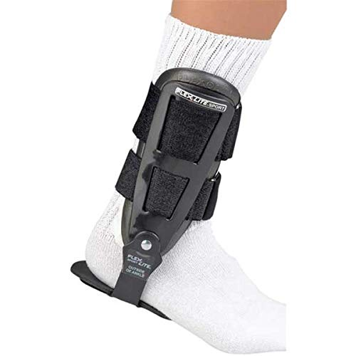 Flexlite Hinged - FLA 40-800 FLEXLITE SPORT ARTICULATING HINGED ANKLE BRACE LARGE