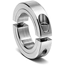 Amazon com: Clamp-On - Shaft Collars: Industrial & Scientific