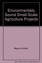 Environmentally Sound Small-Scale Agriculture Projects
