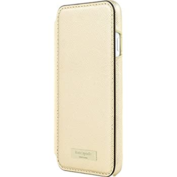 Incipio Apple iPhone 7/8 Kate Spade New York Folio Case - Gold Folio