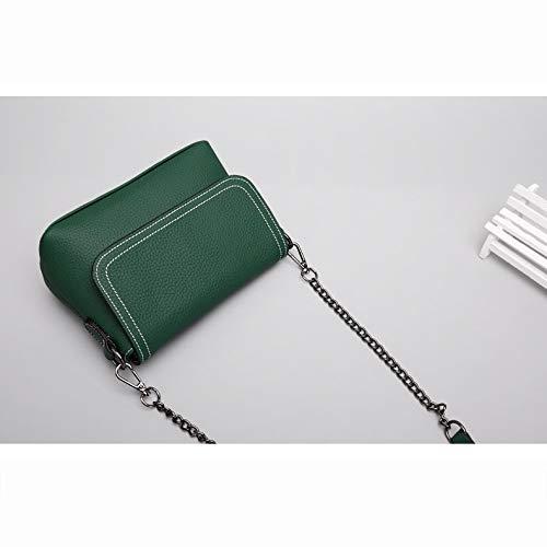 Borse Donne Multi Per Grigio Pelle black Green In Verde Borsa Tasche Tote Xcxdx Spalla Bag Crossbody nero Le BEqwn8U