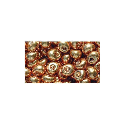 - Miyuki Magatma Seed Bead Drop, MA4-1053, 4mm, Metallic Gold, 25-Gram/Pack