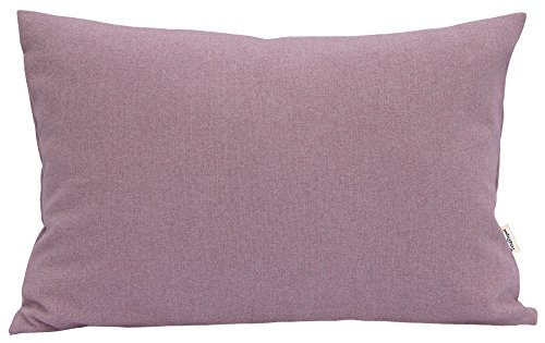 TangDepot Solid Wool-like Throw Pillow Cover/Euro Sham/Cushion Sham, Super Luxury Soft Pillow Cases – Handmade – Many Colors  Sizes Avaliable – (12x…