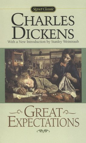 an analysis of the great expectation by charles dickens One of charles dickens's most fascinating novels, great expectations follows the orphan pip as he leaves behind a childhood of misery and poverty.