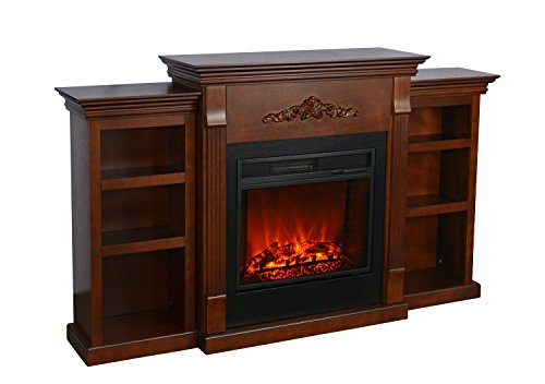 70 inch fireplace tv stand - 3
