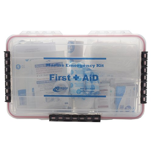 Marine Emergency First Waterproof Case product image