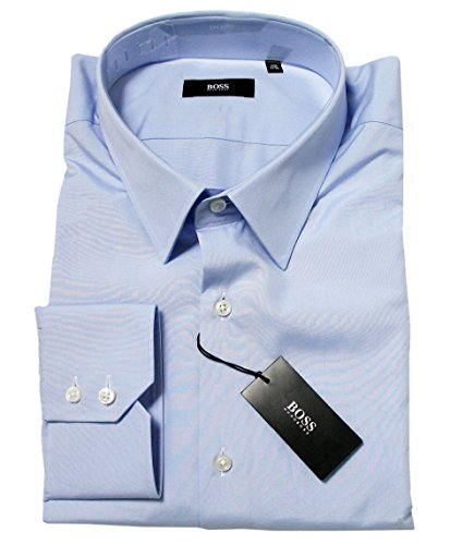 HUGO BOSS Business-Hemd |Enzo ( Regular Fit ) hellblau (45 | XXL)