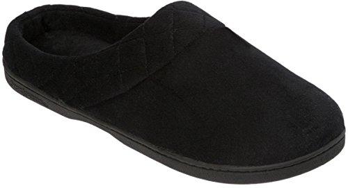 Pantofole Di Zoccolo Con Imbottitura In Memory Foam Trapuntato Da Donna