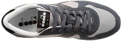 K Ii mit Castello Sneakers Diadora Palomagrigio Herren Grau Run Schnürung Grigio qCTwC7nPS