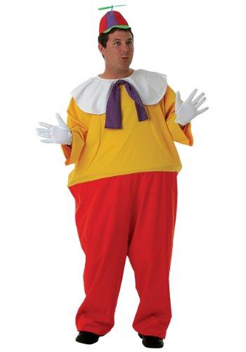 Costume Bob Silent (Adult Tweedle Dee / Dum)