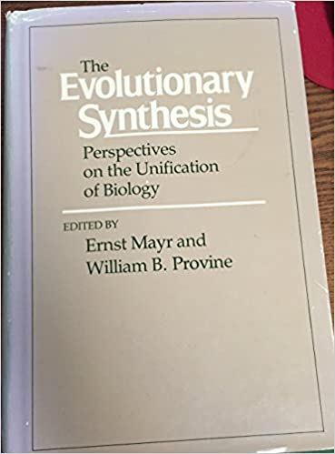 the-evolutionary-synthesis-perspectives-on-the-unification-of-biology