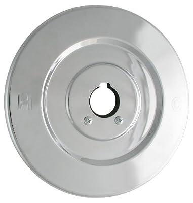 LDR 502 5360CP 7-Inch Moen Flat Escutcheon, Chrome