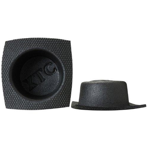 - Vertek/XTC XTC 6-3/4 Round Large Frame Shallow Foam Baffle Pair
