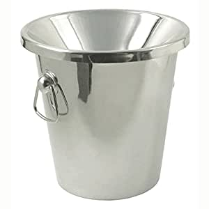 Stainless Steel Wine Tasting Spittoon by Wine Enthusiast