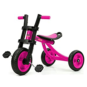 High Bounce Extra Tall Tricycle Ages 3-6 (Pink)