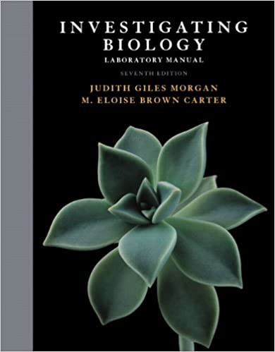 Amazon investigating biology lab manual 7th edition investigating biology lab manual 7th edition 7th edition fandeluxe Image collections