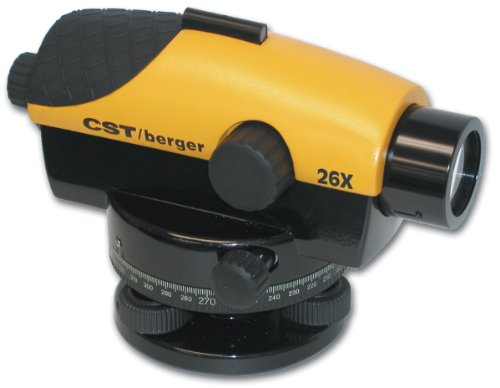 - CST/berger 55-PAL26D 26X PAL Series Automatic Level