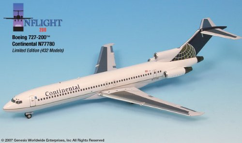 inflight200-continental-airlines-n77780-boeing-727-200-1200-scale-diecast-model