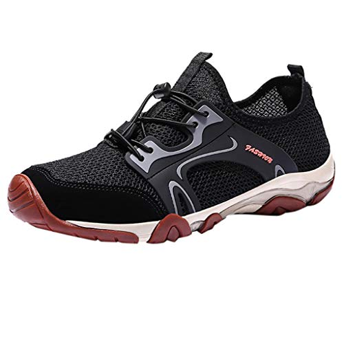 Yucode Mens Footwear Outdoor Amphibious Lightweight Breathable Athletic Hiking Swimming Slip On Water Shoe Aqua Sneaker