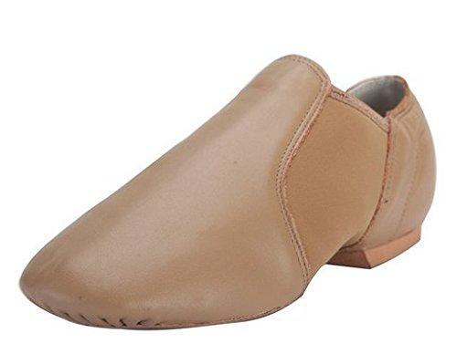 Pegasus galaxy - Zapatillas de danza para mujer, color Marrón, talla 38 EU