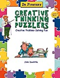 img - for Dr. Funster's Creative Thinking Puzzlers: Creative Problem-solving Fun, Level A, Book 1 book / textbook / text book