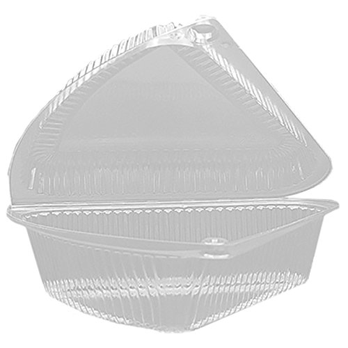 - Pie Wedge Container, 25 ct.
