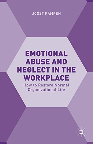 Download Pdf Emotional Abuse And Neglect In The Workplace How To