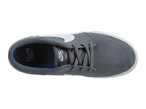 Scuro Gris Bianco SB EU Grigio Nero de Nike Chaussures Portmore Homme II 41 Solar Skateboard H6xRgvqW