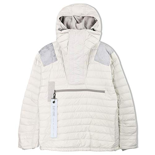 adidas Men's Day One Down Jacket Talc CD5098