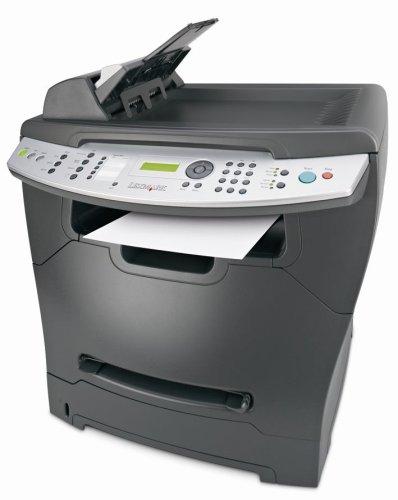 Lexmark X340 - Impresora láser multifunción, fax, fotocopiadora y ...