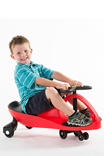 Ride On Toys Age 6 : The original plasmacar by plasmart red ride on toy