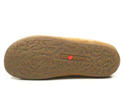 Haflinger Everest Softino 488023-0 Chaussons Mixte Adulte Braun VdZEPi