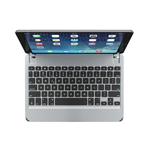 Brydge 10.5 Bluetooth Keyboard for NEW Apple iPad Pro 10.5-inch (Space Gray) by Brydge